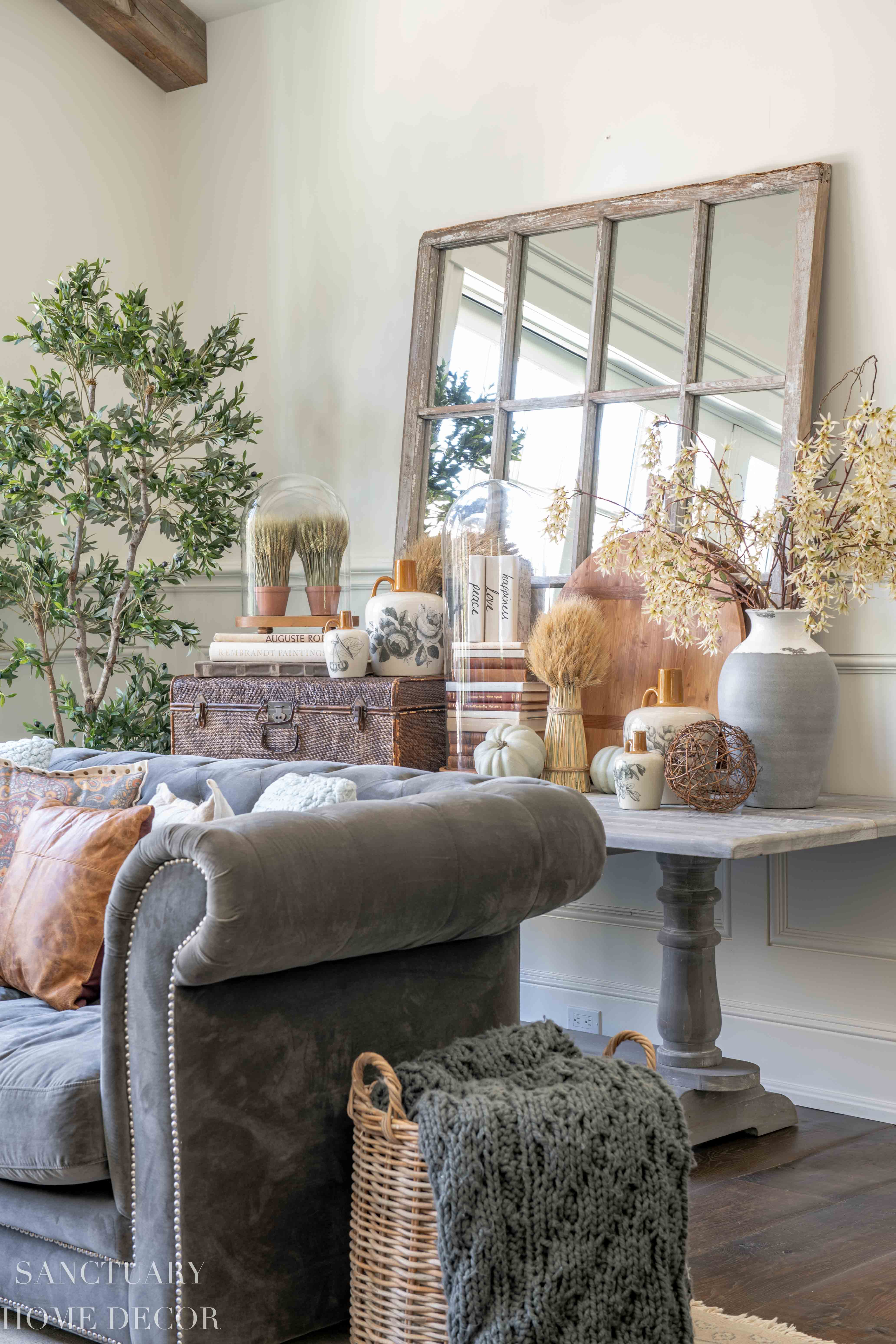 4 Simple Fall Decorating Ideas For Any Room - Sanctuary ...