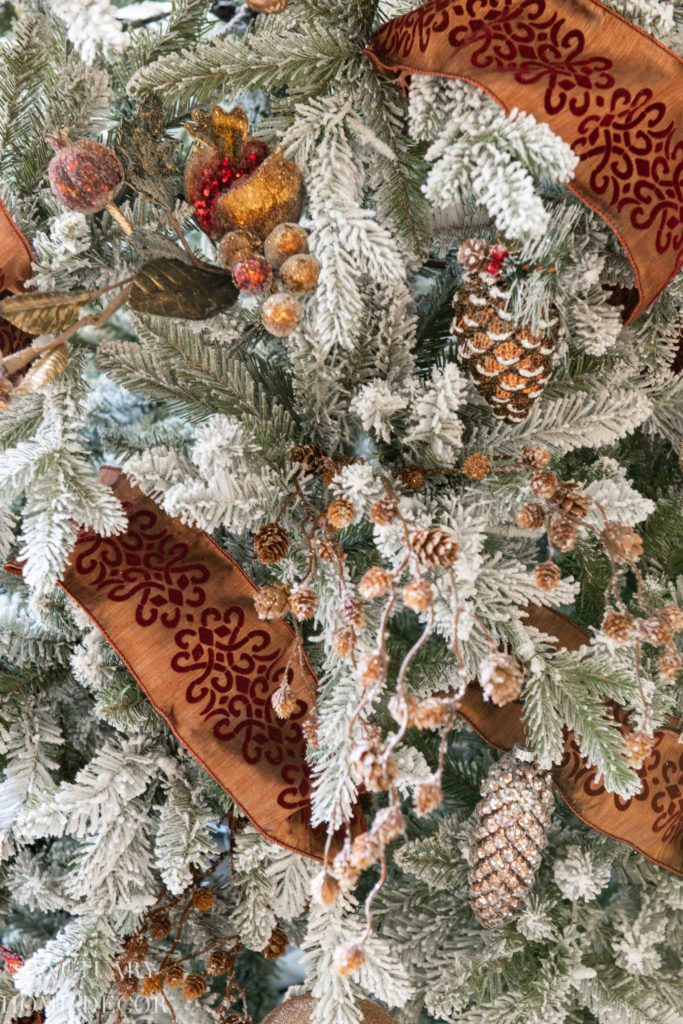 Christmas Decorations For Large Trees  from sanctuaryhomedecor.com