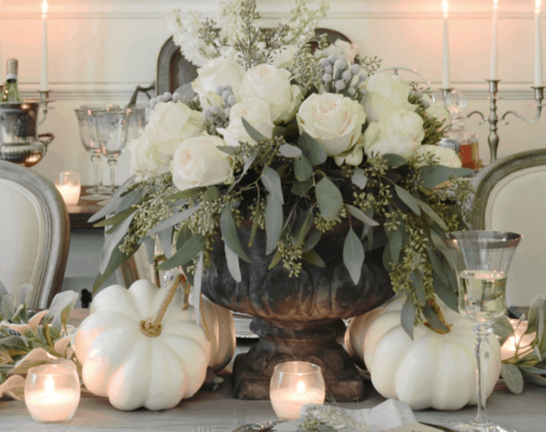 Easy Elegance Wednesdays|Thanksgiving Tables and More