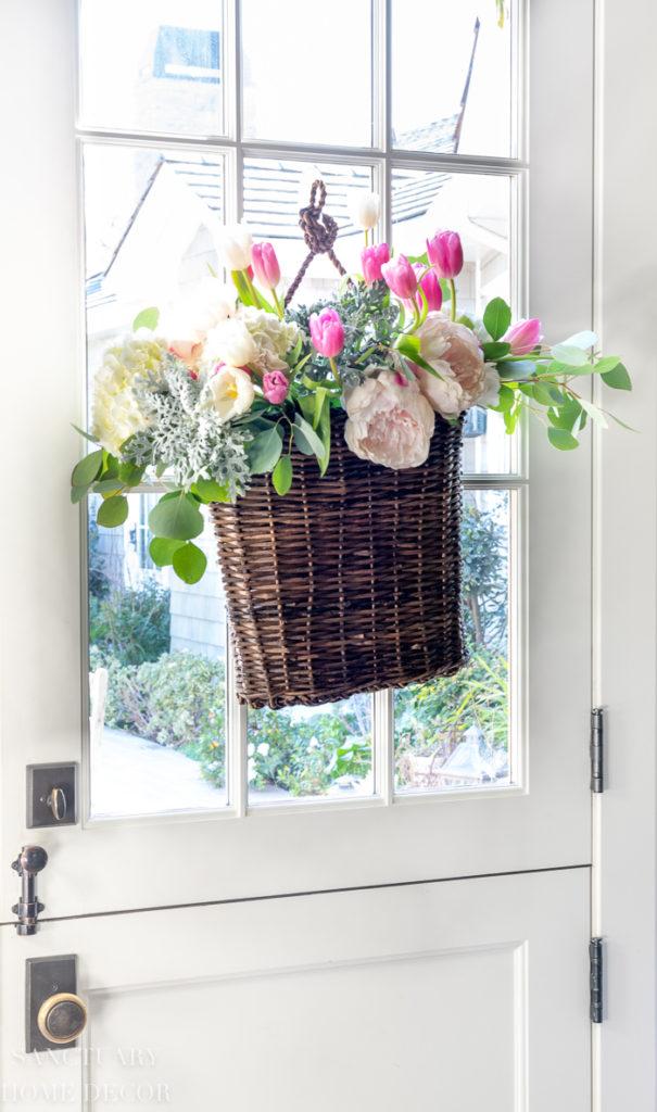 Simple Front Door Decorating Ideas Sanctuary Home Decor