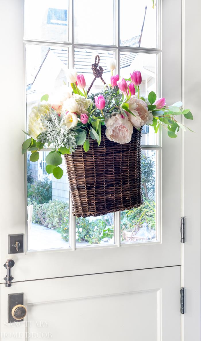 Simple Front Door Decorating Ideas