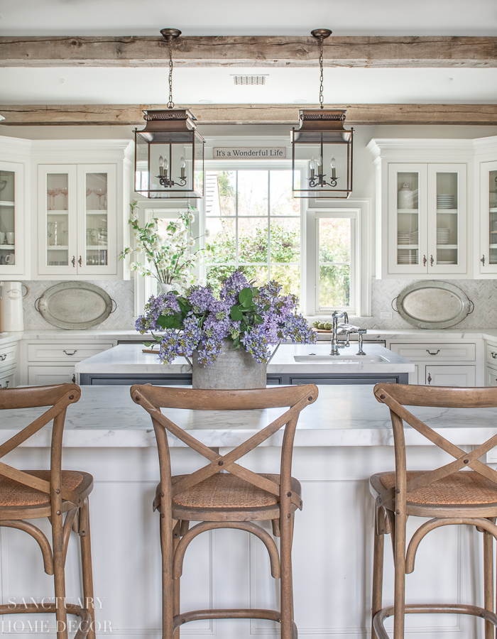 Fresh and Bright Spring Home Tour