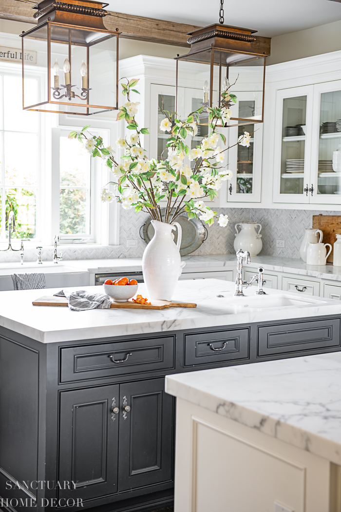 How to Refresh a Kitchen for Spring