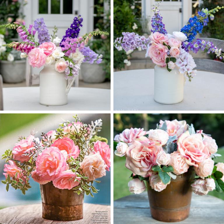 Summer Flower Arrangements – Fresh vs. Faux