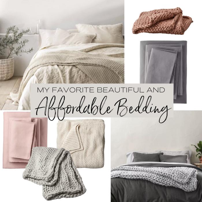 My Favorite Affordable Target Bedding