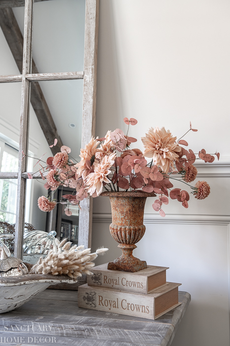 Soft and Subtle Fall Decorating Ideas