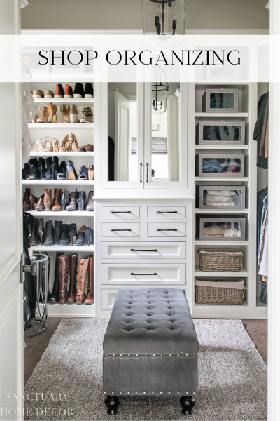 Shop Organizing