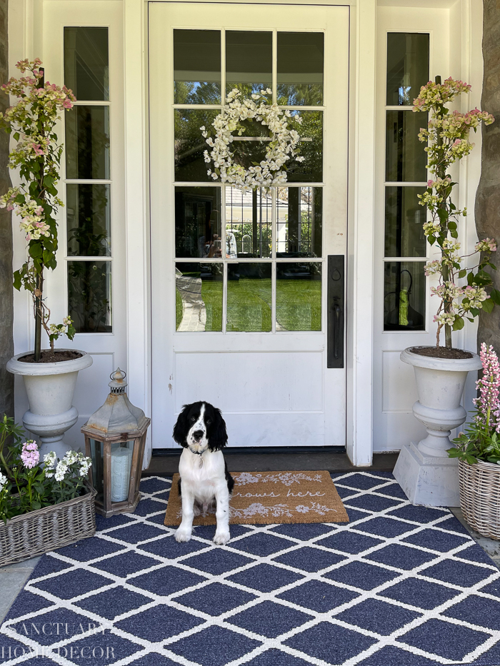 How to Freshen Up a Porch for Spring